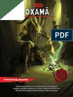 D&D5E OXamã Homebrew UncensoredRPG em portuges