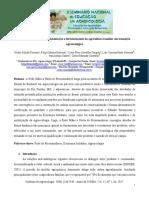 Rede Mãos à Horta - Movimentação e Fortalecimento Da Agricultura Familiar Em Transição