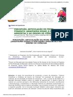 REVISTA REAMEC - Percepção Articulação Das Plantas Medicinais