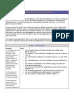 leadership project - google docs