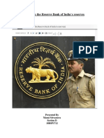 Challenge to the Reserve Bank of India's reserves.docx
