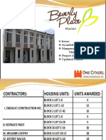 Construction Management Report