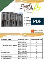 Construction Management Report