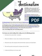 Printables Missouri Compromise Worksheet civil war causes worksheet microsoft word worksheets