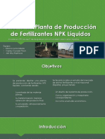 Diseño de Planta de Producción de Fertilizantes NPK.pptx