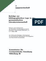 Der Forschungsbericht - G.Jaeger
