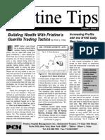 Building Wealth With Pristine's Guerilla Trading Tactics - Pristine Tips - Oliver Velez