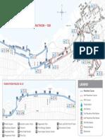 2019 Rite Aid Cleveland Marathon map