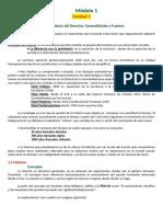 Historia Del Derecho Módulo 1 y 2