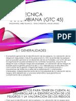Guia Tecnica Colombiana (Gtc 45)