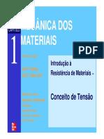 Aula03 RM Part1 Cap01 RM ConceitoTensão.pdf