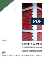 Nicee Confined Masonry 1 2 Storey Buildings Schacher