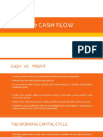 Business management Cash flow ppt