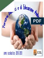 Parco Del Po e Dell'Orba Percorsi Didattici 2012 - 2013