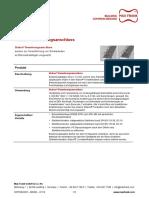 Stabox Bewehrungsanschluss TDB DEDE