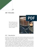 AC Circuits Instructor's physics