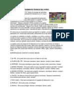Elementos Técnicos Del Futbol
