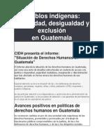 PUEBLOS INDIGENAS IGUALDAD Y EXCLUSION EN GUATEMALA.docx