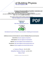 Journal of Building Physics 2010 Jelle 99 123