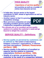 Service Quality Unit4