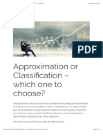 Approximation or Classification.pdf