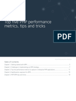 eBook Top 5 Php Performance Metrics Tips and Tricks