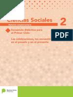 Ciencias Sociales Secuencia Didactica Para El Primer Ciclo Materiales Complementarios 2