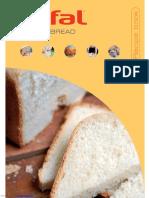 Rețete masina de făcut pâine Tefal