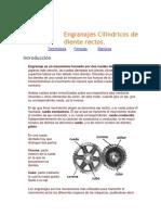 Engranajes Cilindricos de Diente Rectos (1)
