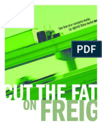 Cut the Fat on Freight