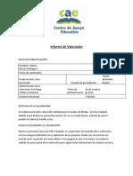 Informe de Valoración psicopedagógica.docx