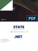 DotNetcore Presentation
