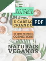 Cosmeticos veganos