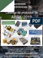 Catálogo Abril 2019