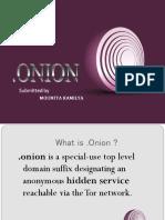Dot Onion Vucs