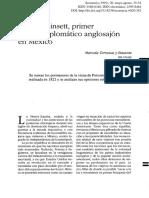 Joel R. Poinsett, Primer Viajero-diplomatico Anglosaj6n en Mexico#Terrazas