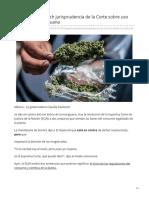 01-11-2018 Respetará Pavlovich jurisprudencia de la Corte sobre uso lúdico de la mariguana-SDP Noticias