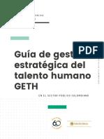 Guía de gestión estratégica del talento humano GETH - Abril 2018.pdf