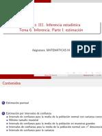 Estadistica_Tema6a_Estimacion