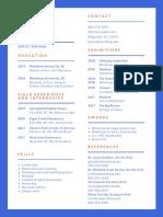 2019 sarah kear resume