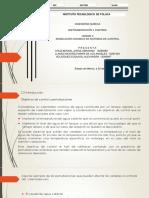 Presentación Unidad II MODELACIÓN DINAMICA DE SISTEMAS DE CONTROL