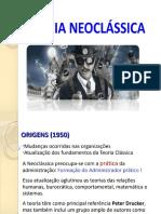 Aula 3 - Teoria Neoclássica Da Administração(1)