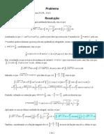 Integral de raiz(constante^2-x^2) - solução