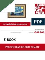 eBook Galeria Gravura Precificacao Obra de Arte