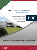 REPORTE_METODOLOGIA_PARA_CREACION_DE_VIDEOJUEGOS.docx