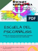 Escuela de psicoanálisis
