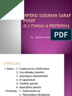 Infeksi Susunan Saraf Pusat
