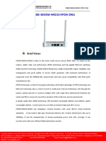 FD600 302XW HR210 Datasheet V1.0