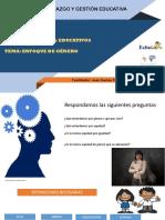 EQUIDAD DE GÉNERO 2019.pptx