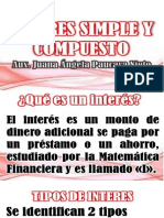 Interes simple y compuesto